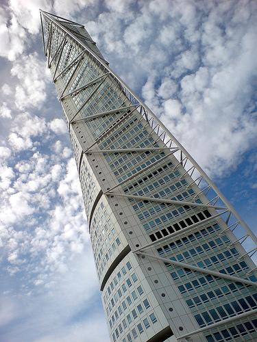 Turning Torso Santiago Calatrava